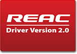 REAC Driver Version 2.0