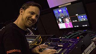 Roland V-800HDs get a big slice of the action with Stage Engage