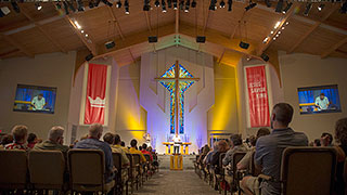 St. Louis-Area Faith Lutheran Church Upgrades Oakville Campus with New Roland M-5000 OHRCA Live Mixing Console