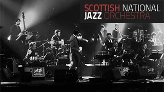 Small footprint is a big hit with the Scottish National Jazz Orchestra
