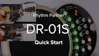 DR-01S Quick Start Video