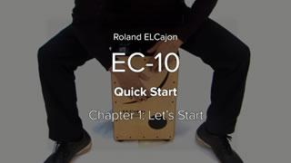 ELCajon EC-10 gyors beüzemelési segédlet