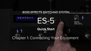 ES-5 Hızlı Başlangıç Videosu
