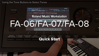 featured-video:FA-06/FA-07/FA-08 Quick Start