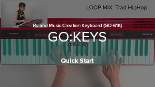 GO:KEYS (GO-61K) Quick Start