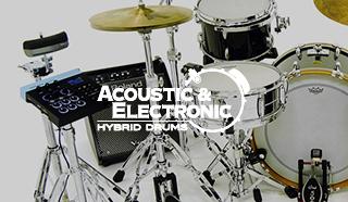 Hybrid Drums混合鼓組