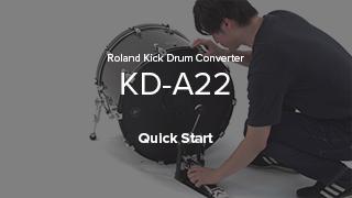 KD-A22 gyors beüzemelési segédlet