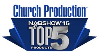 Church Production Top 5 Products at NAB 2015: V-1200HD