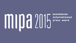 Musikmesse/Prolight + Sound International Press Award 2015