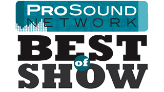 Pro Sound News/Pro Audio Review Best of Show