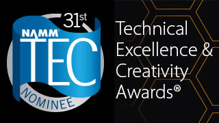 NAMM 2016 - Technical Excellence & Creativity Awards Nomination