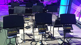 Prestonwood Baptist Church in Plano, Texas, Chooses Roland M48 Live Personal Mixers for Its Main Campus