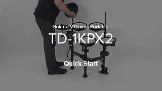 TD-1KPX2 Quick Start