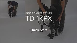 TD-1KPX Quick Start