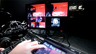 Webcasting and mixing HD video with the Roland VR-50HD
