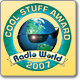 Radio World's 2007 Cool Stuff Award