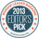 VR-50HD Editor's Pick Award