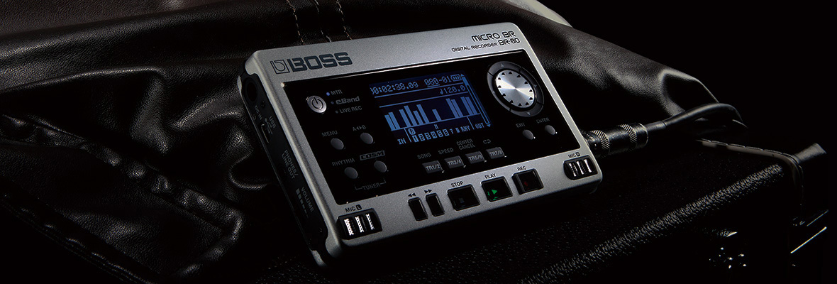 BOSS Multi-Track Recorders Category