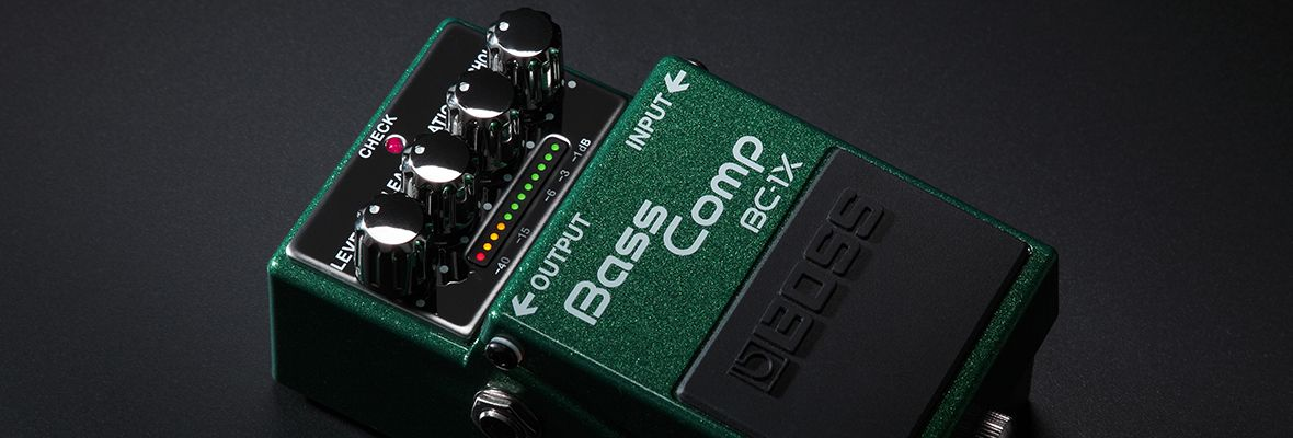 Bass Pedals Category