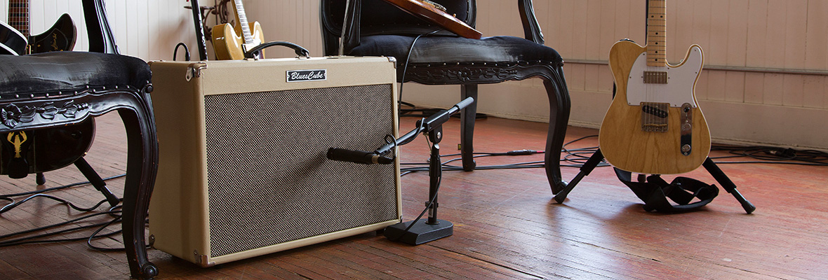 Guitar & Bass Amplifiers Category