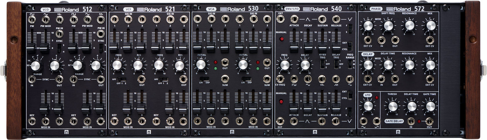 Roland India - SYSTEM-500 Complete Set | Modular Synthesizer