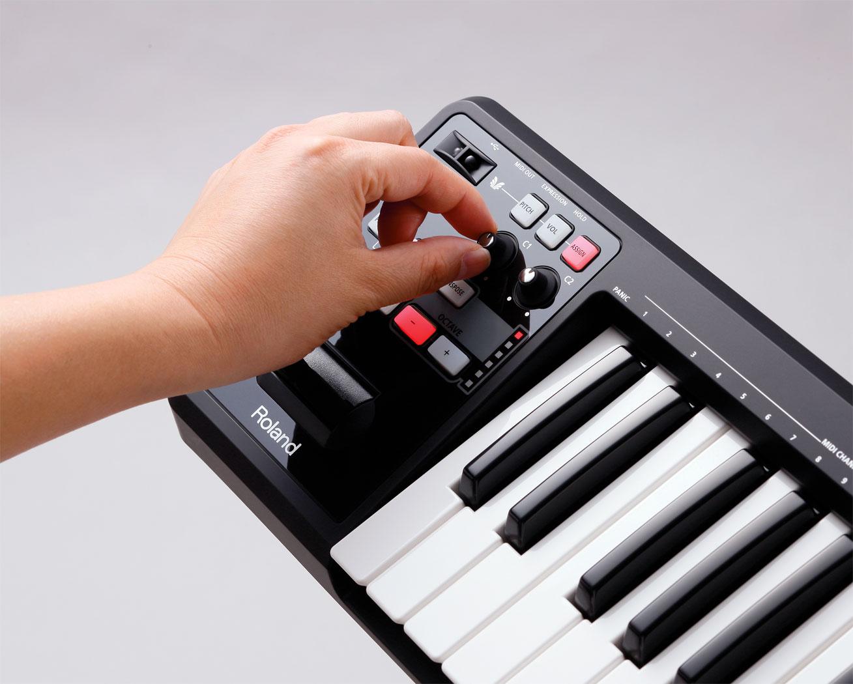 Roland India - A-49 | MIDI Keyboard Controller
