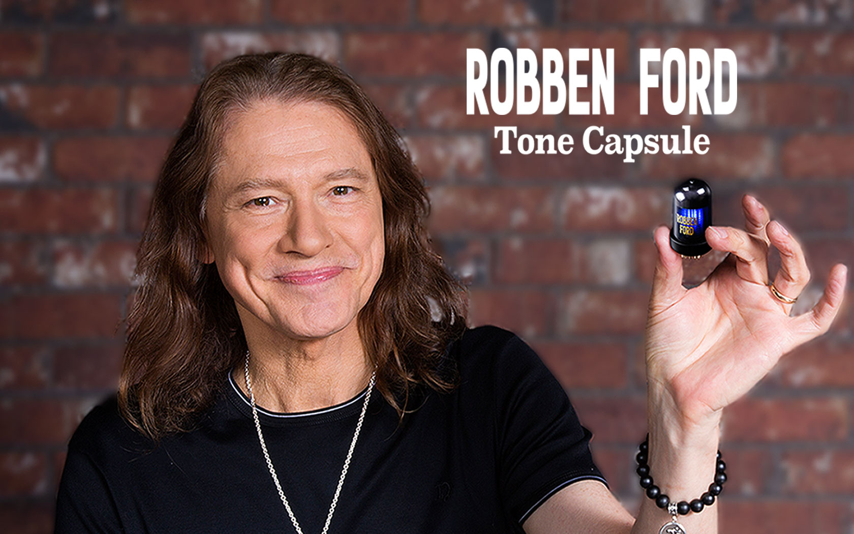 Roland Norge Bc Tc Rf Robben Ford Blues Cube Tone Capsule