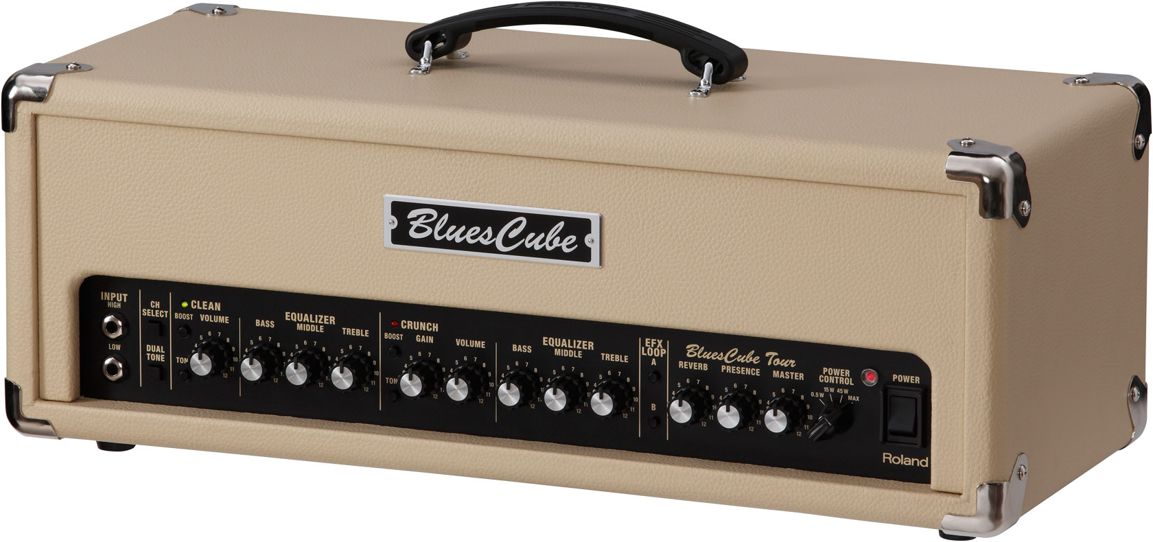 Roland India Blues Cube Tour Guitar Amplifier Amp Input Jack Wiring