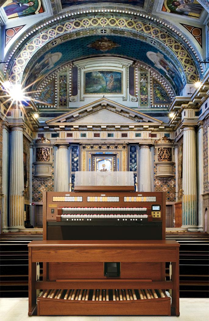 Roland C 330 Classic Organ