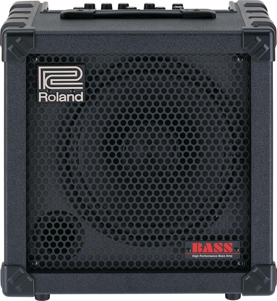 roland cube 30 bass bass amplifier. Black Bedroom Furniture Sets. Home Design Ideas
