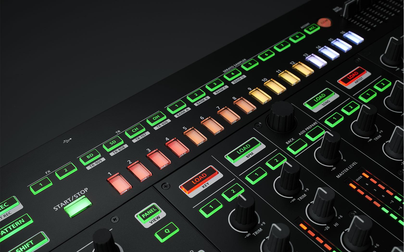 Roland - DJ-808 | DJ Controller
