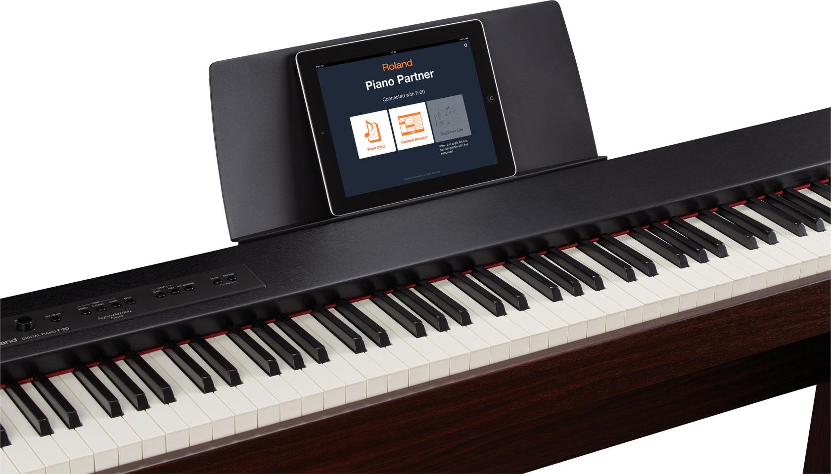 Roland F 20 : roland f 20 digital piano ~ Vivirlamusica.com Haus und Dekorationen