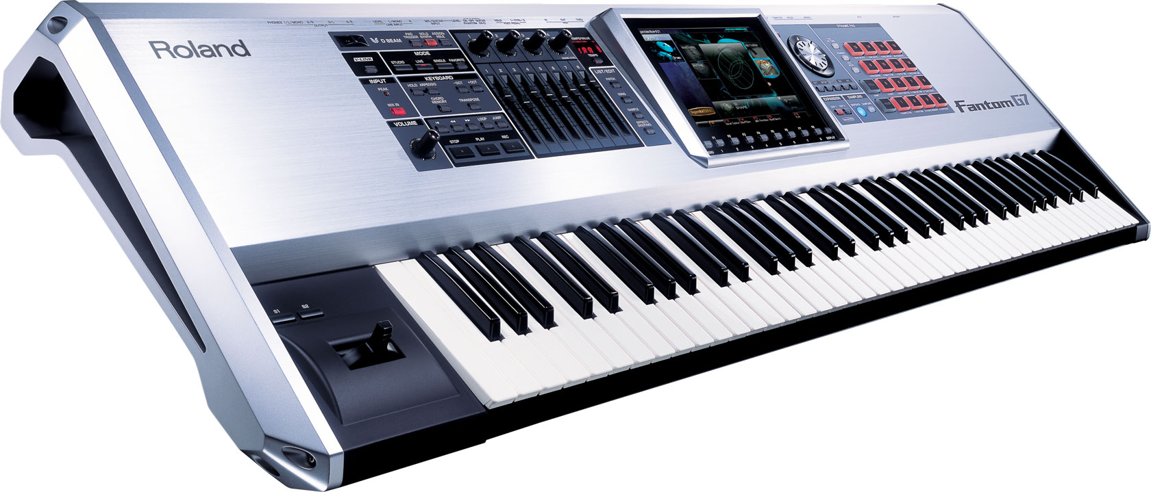 Roland Fantom G7 Workstation Keyboard