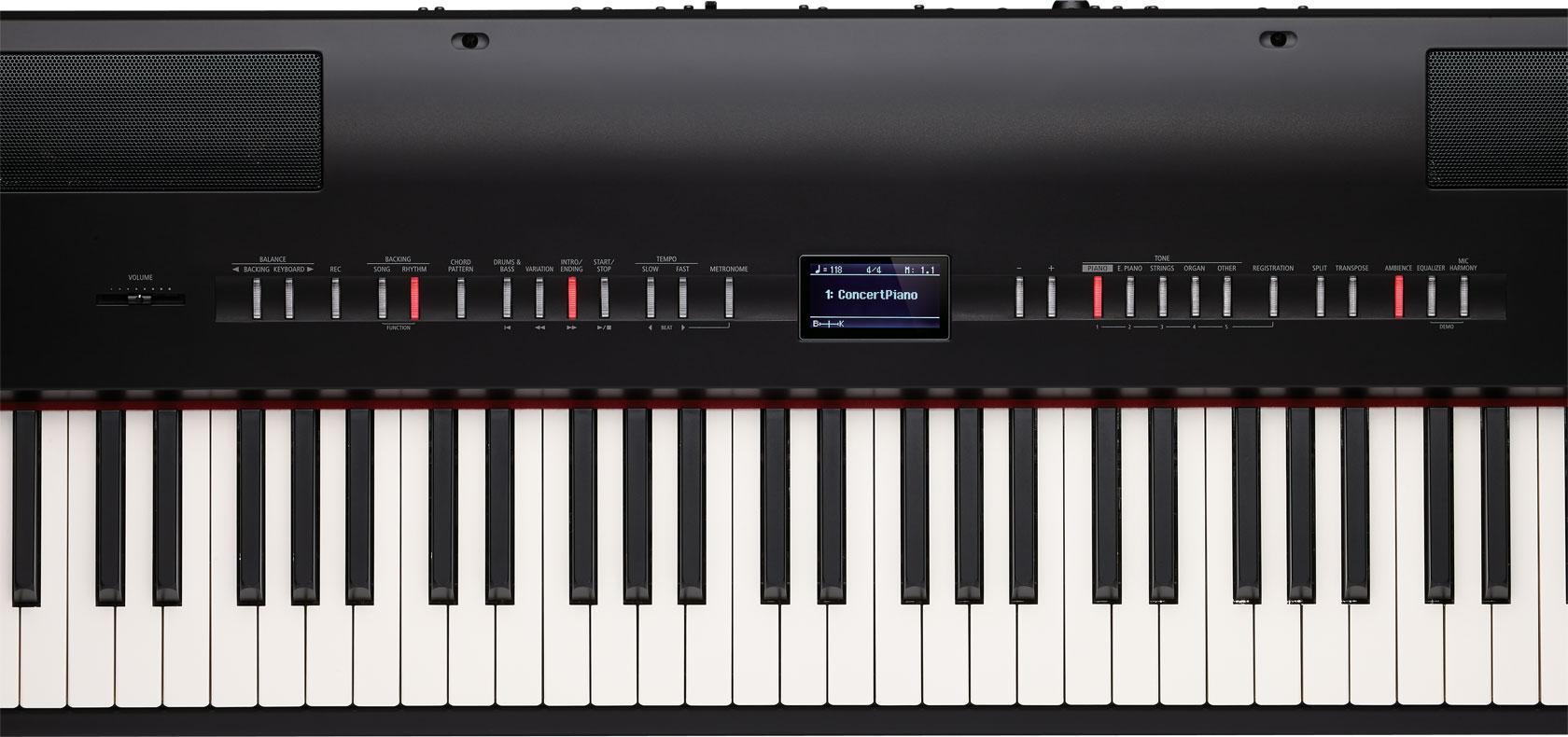 roland fp 80 digital piano. Black Bedroom Furniture Sets. Home Design Ideas