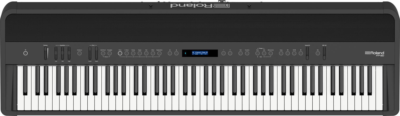 roland fp 90 digital piano rh roland ca Roland FP- 80 Roland FP- 80