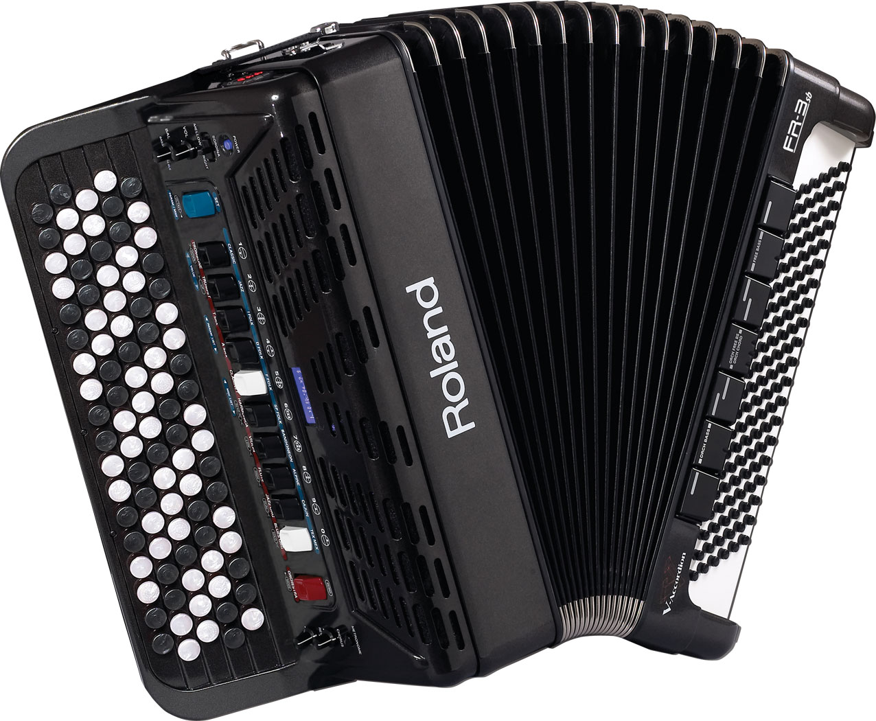 Roland fr b sb v accordion