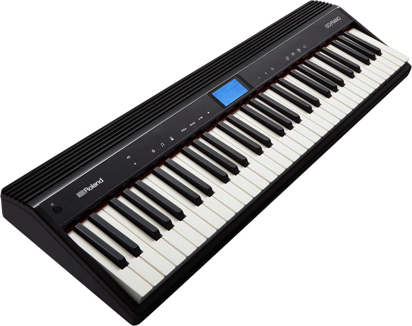 Roland go piano digital piano go 61p for Www home piani foto