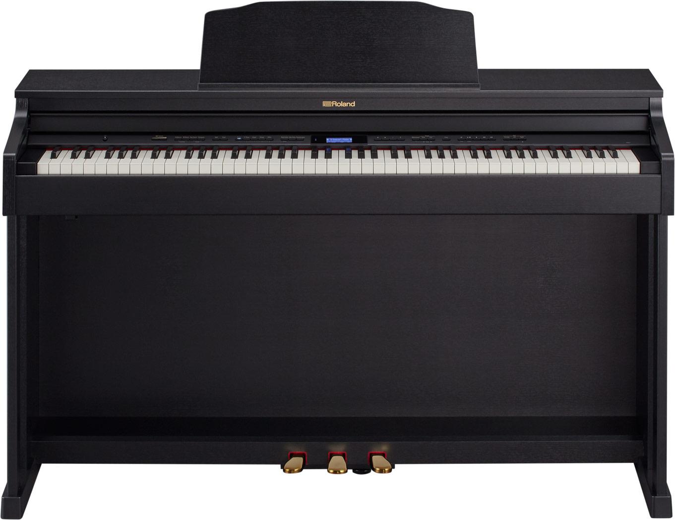 roland hp601 digital piano. Black Bedroom Furniture Sets. Home Design Ideas