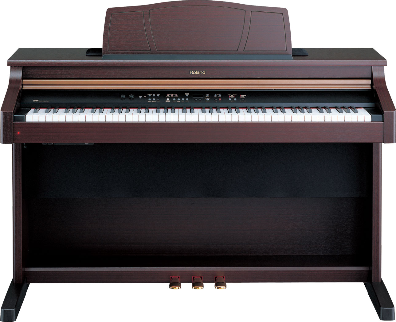 roland hp 107 digital piano. Black Bedroom Furniture Sets. Home Design Ideas