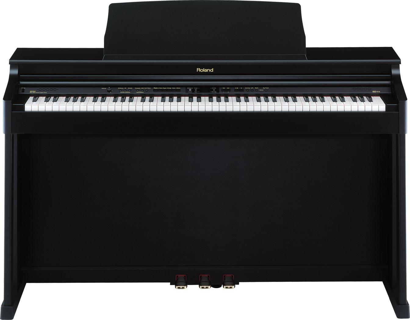 roland hp 203 digital piano. Black Bedroom Furniture Sets. Home Design Ideas