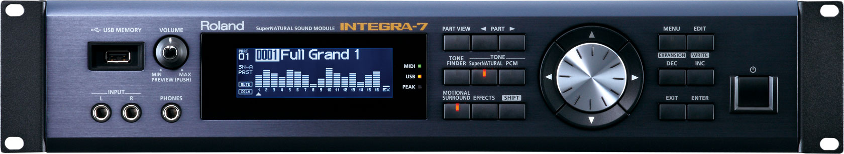 INTEGRA-7