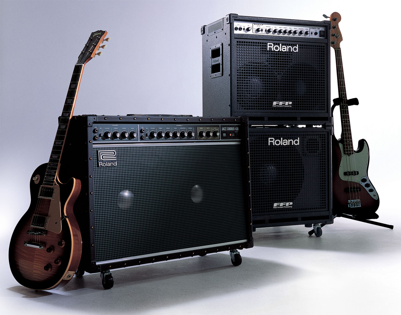 dating roland jc 120 In 1975, roland welcomed the arrival of the first jc-120 a revolution in guitar amplifier technology, the jc-120 jazz chorus looked and sounded like no other amp.