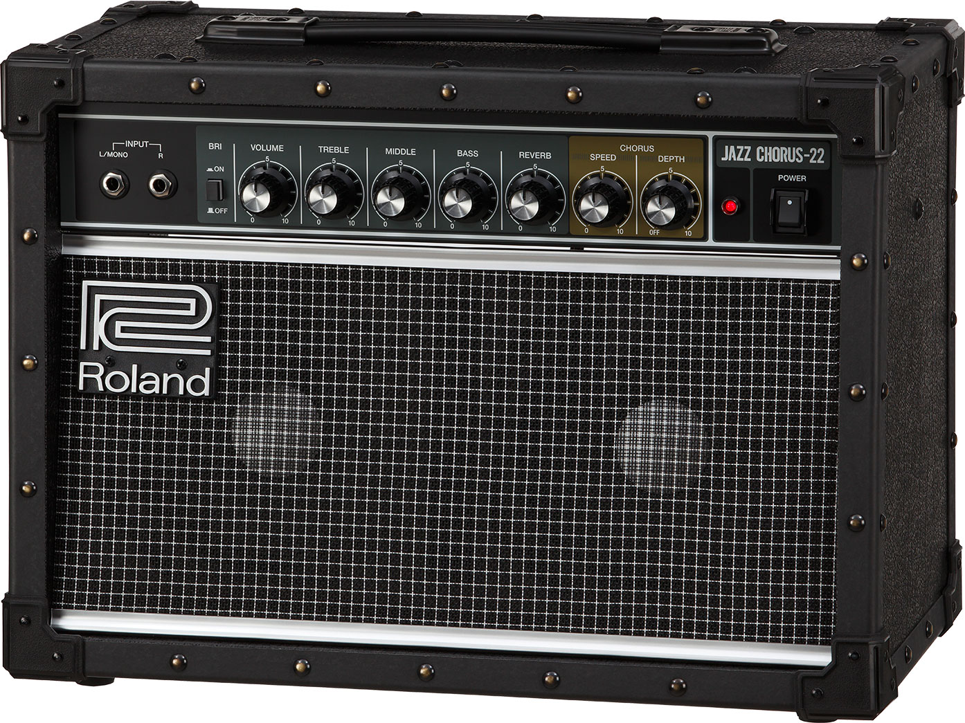 Roland Jc 22 Jazz Chorus Guitar Amplifier
