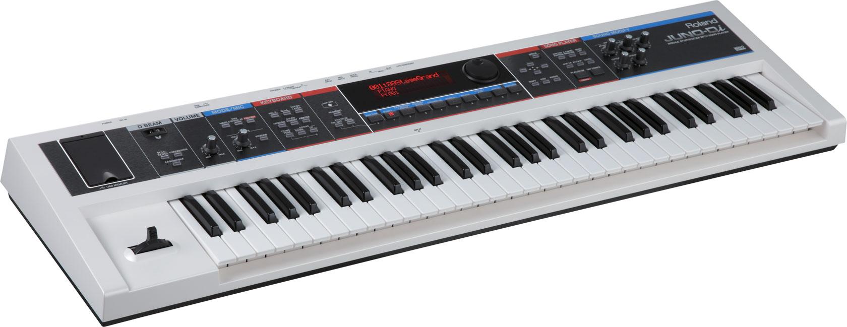 JUNO-Di Roland Juno Keyboards
