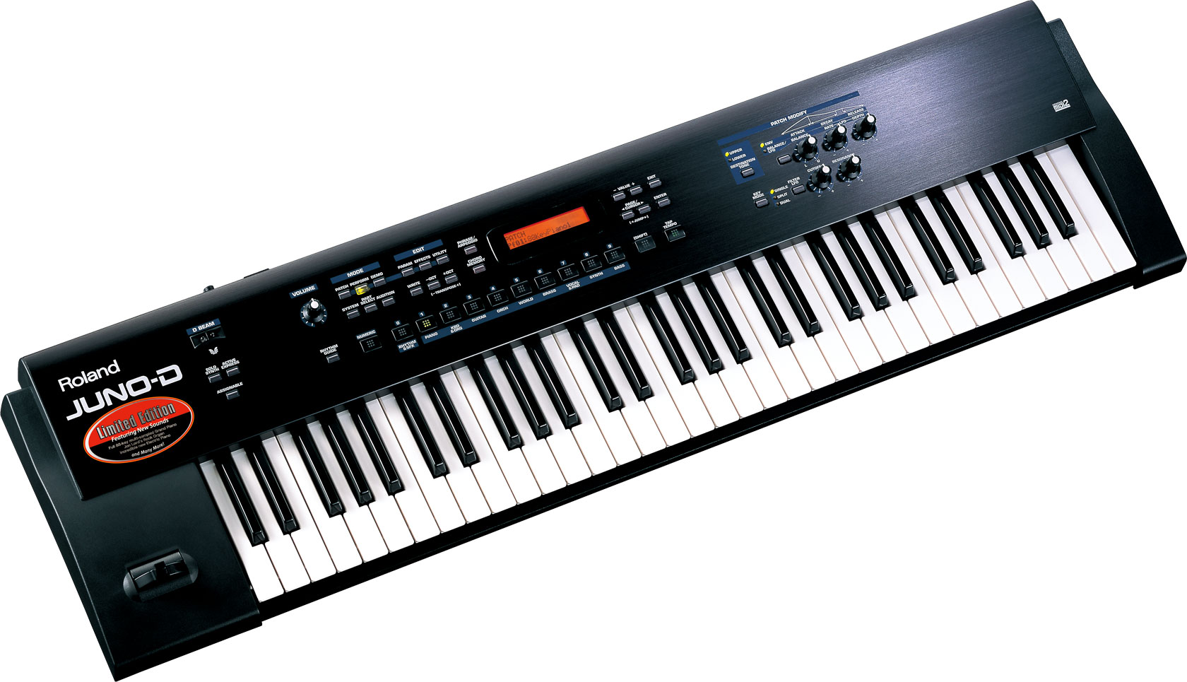 Roland Juno D Limited Edition Synthesizer