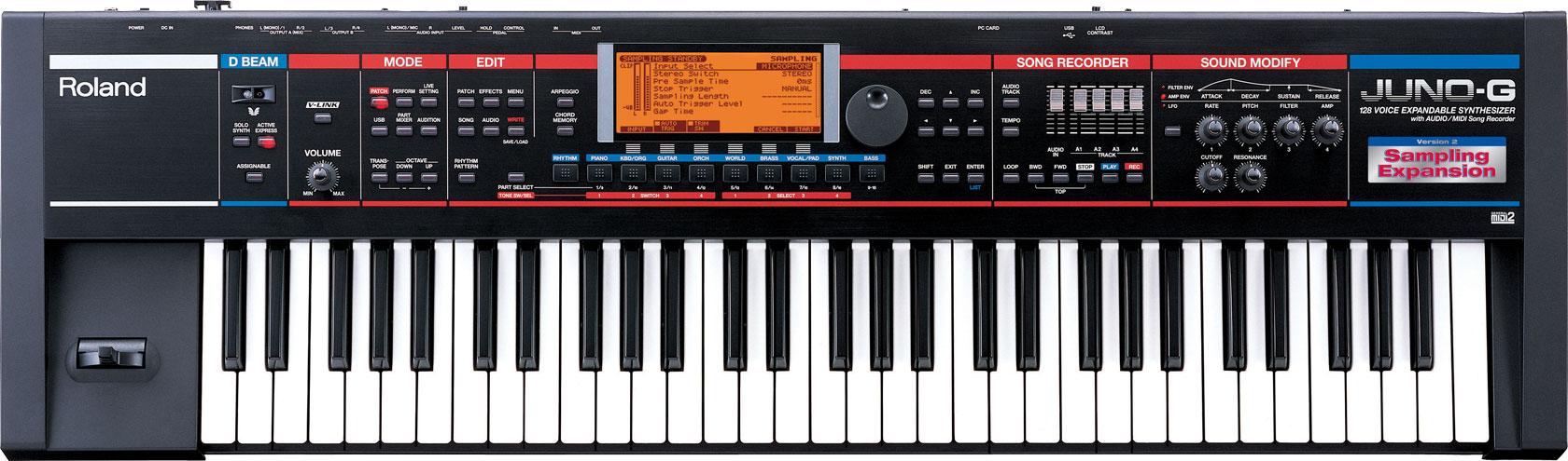 JUNO-G Roland Juno Keyboards