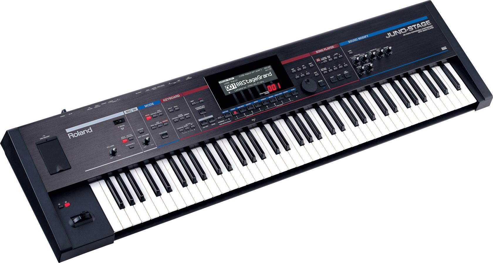 JUNO-STAGE Roland Juno Keyboards