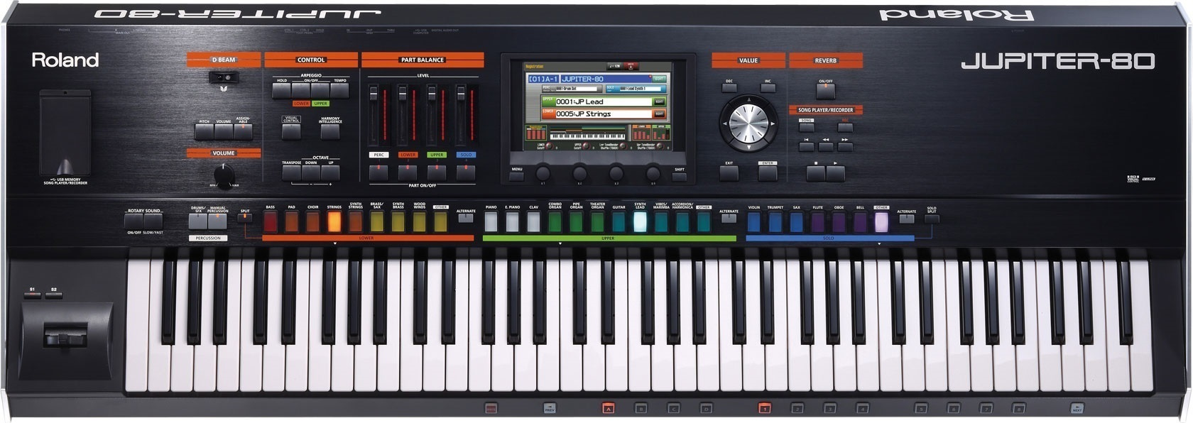 JUPITER-80 Version 2