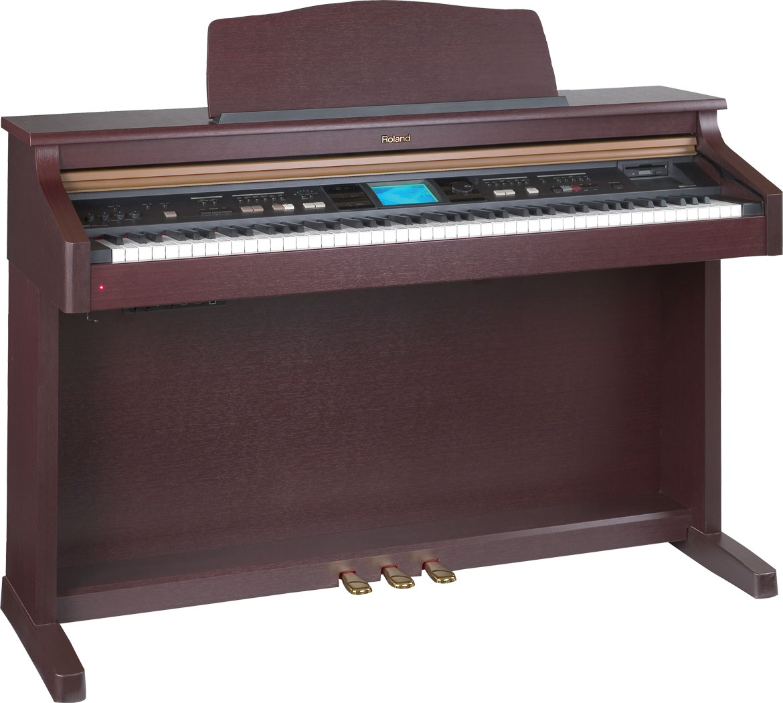 roland kr 105 digital intelligent piano. Black Bedroom Furniture Sets. Home Design Ideas
