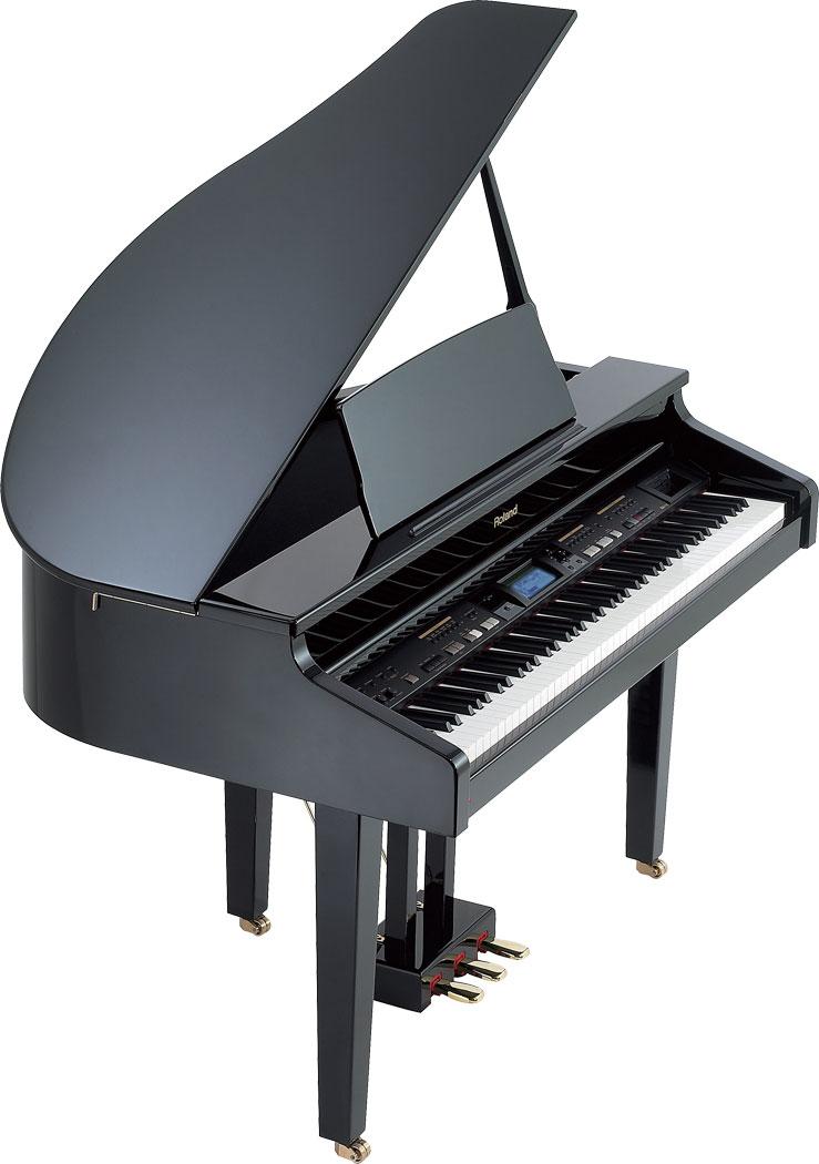 roland polska kr 111 digital intelligent mini grand piano. Black Bedroom Furniture Sets. Home Design Ideas